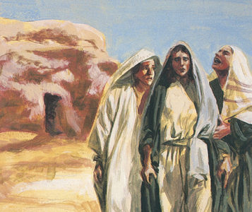 Women in the Bible: RUTH ~ Easter 4A 05/07/17