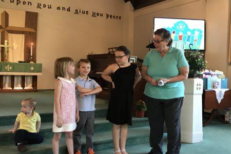 Children's Sunday 06/18/17