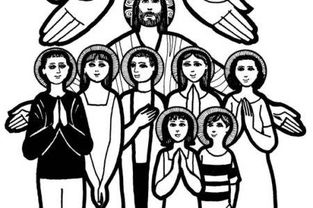 All Saints Day Reflection 11/05/17