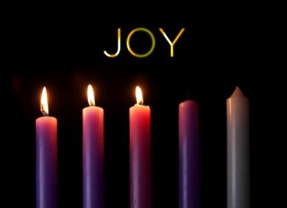 A Word of Joy (Advent 3 & Pageant) ~ 12/17/17