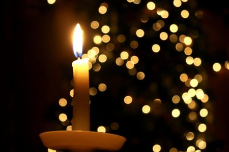 Christmas Eve Lessons & Carols ~ 12/24/17