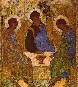 Speaking of God 05/27/18 (Trinity B)
